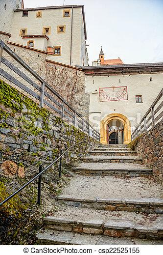 Mautendorf castle in Austria - csp22525155