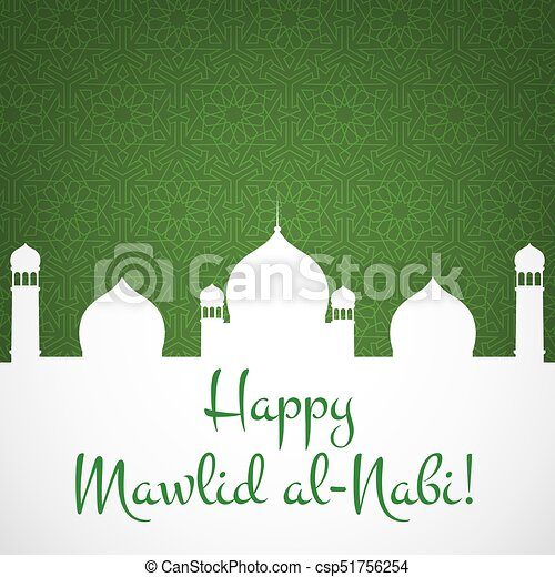 Mawlid al nabi translation prophet muhammads birthday greeting mawlid al nabi csp51756254 m4hsunfo