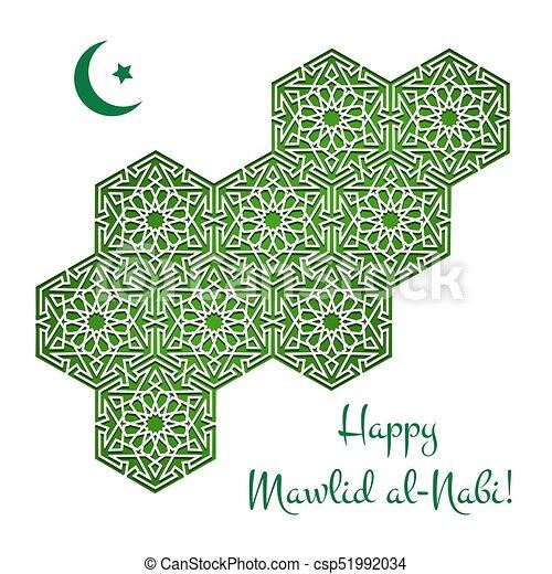 Mawlid al nabi translation prophet muhammads birthday greeting mawlid al nabi csp51992034 m4hsunfo