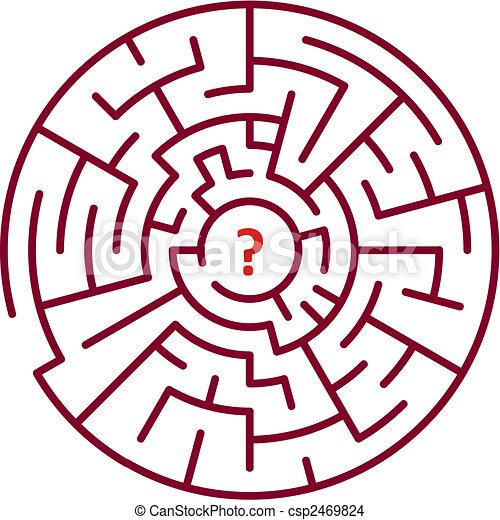 Maze - csp2469824