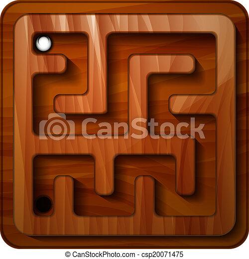 maze game - csp20071475