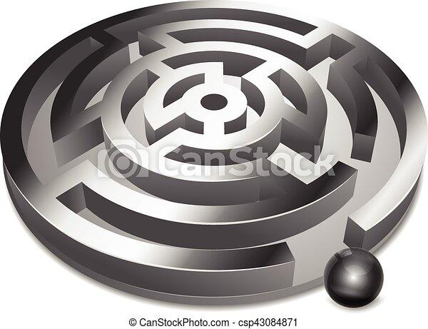 maze - csp43084871