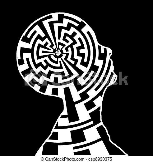 Maze mind - csp8930375