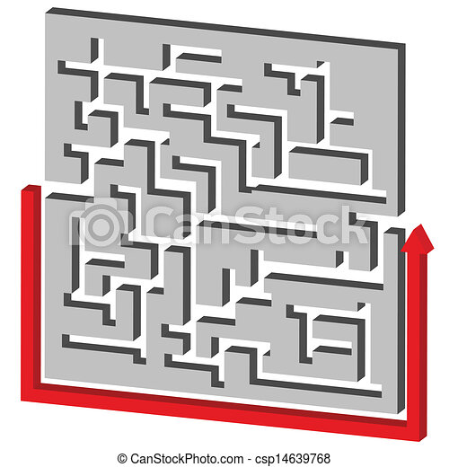 Maze Puzzle Solution - csp14639768