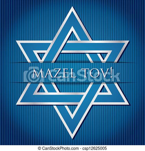 Mazel Tov - csp12625005
