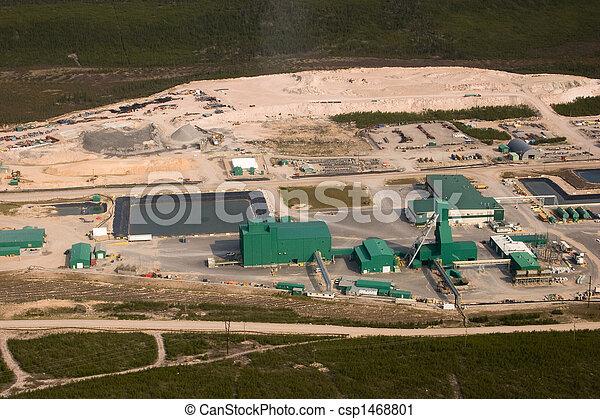 McArthur River Uranium Mine - csp1468801