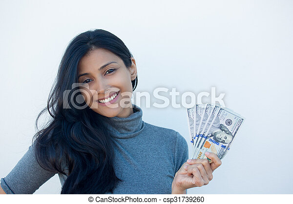 me, soldi, mostra - csp31739260