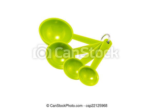 Measuring spoon - csp22125968
