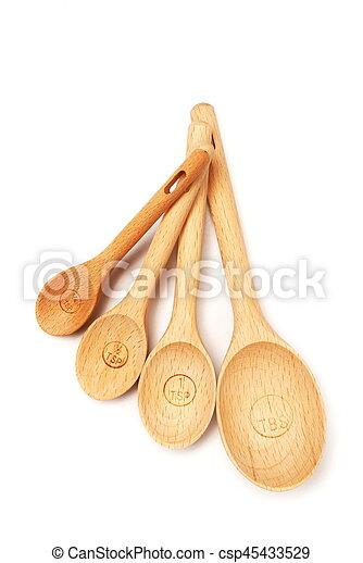 Measuring Spoon - csp45433529
