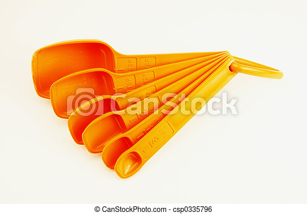 Measuring Spoons - csp0335796