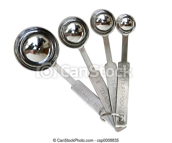 Measuring Spoons - csp0008835