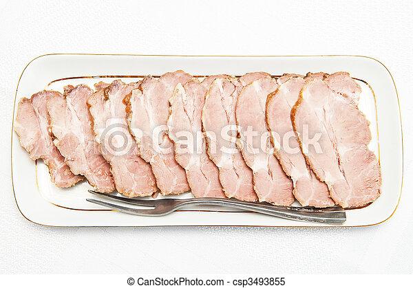 Meat - csp3493855