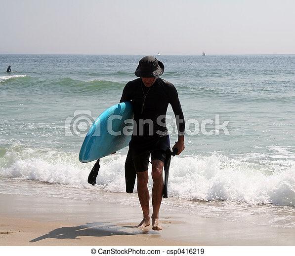 mec, surfeur - csp0416219