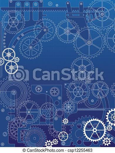 Mecanismo - csp12255463