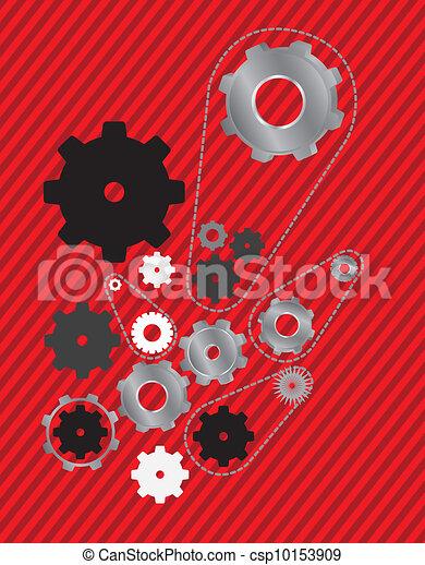Mecanismo de carga - csp10153909