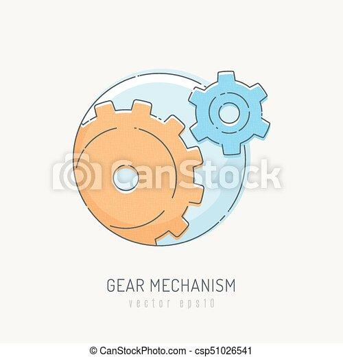 Mecanismo - csp51026541