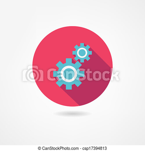 icono de mecanismo - csp17394813