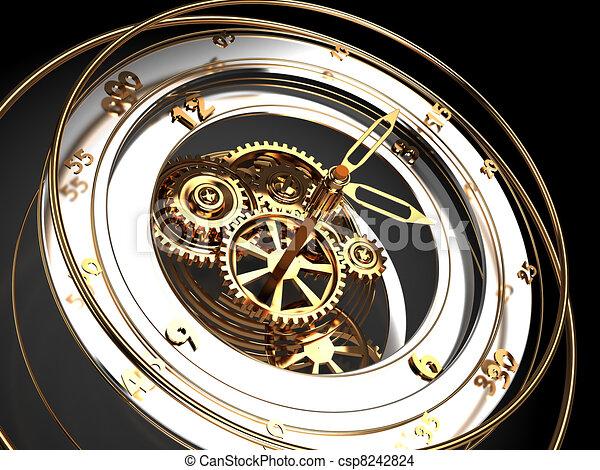 Mecanismo Reloj