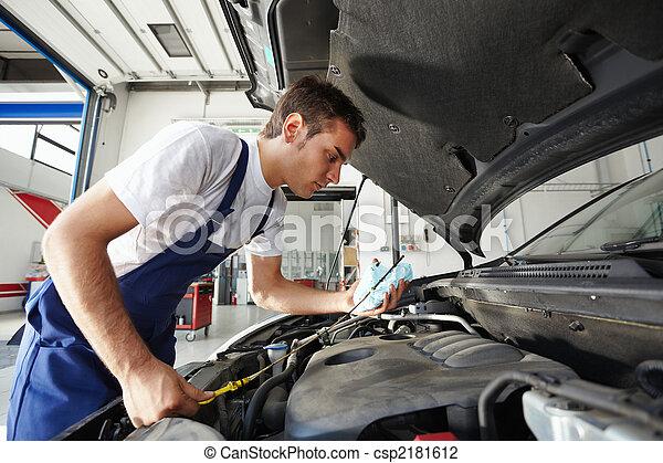 mechanic - csp2181612