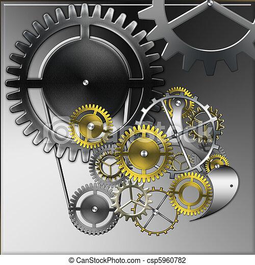 mechanical watches - csp5960782