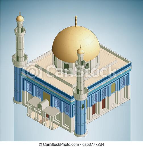 meczet - csp3777284