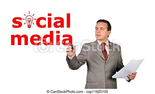 media, towarzyski - csp11620100