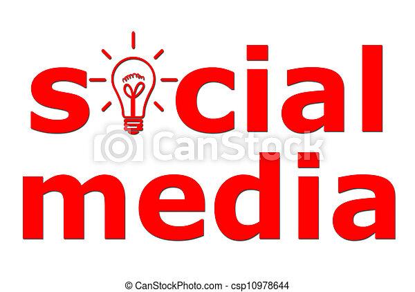 media, towarzyski - csp10978644