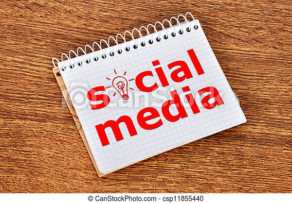 media, towarzyski - csp11855440