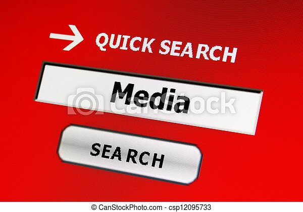 Media web search - csp12095733