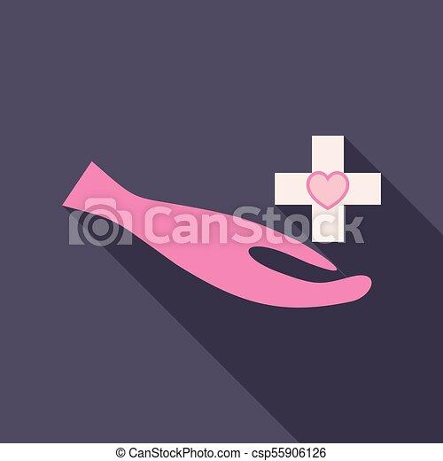 Medic Clean Logo Template Design Vector - csp55906126