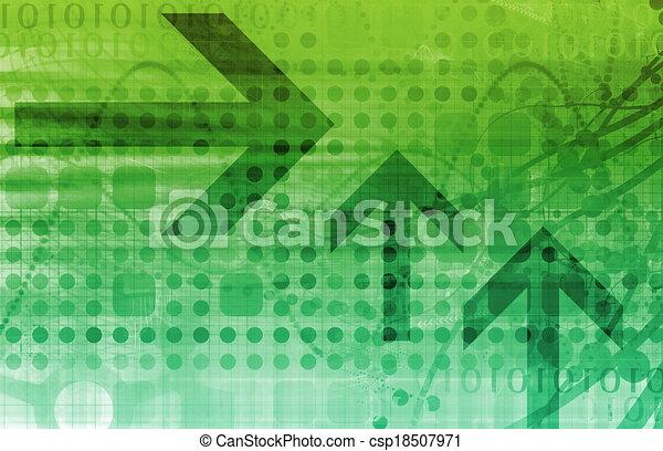 Medical Abstract - csp18507971