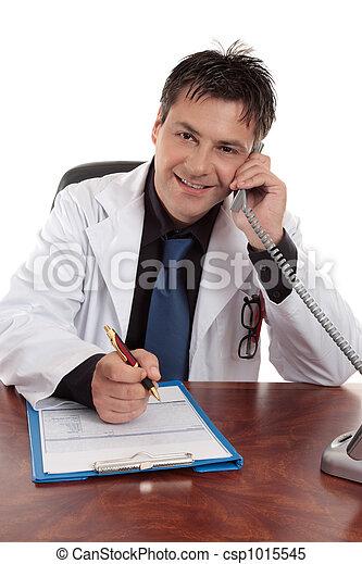 Medical Advice or consultation - csp1015545