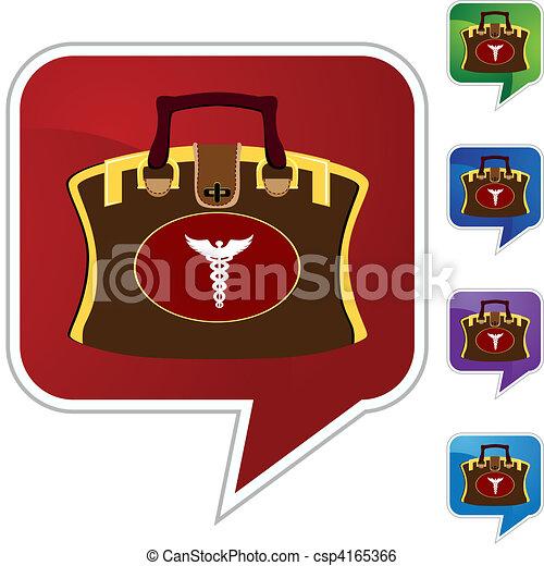 Medical Bag - csp4165366