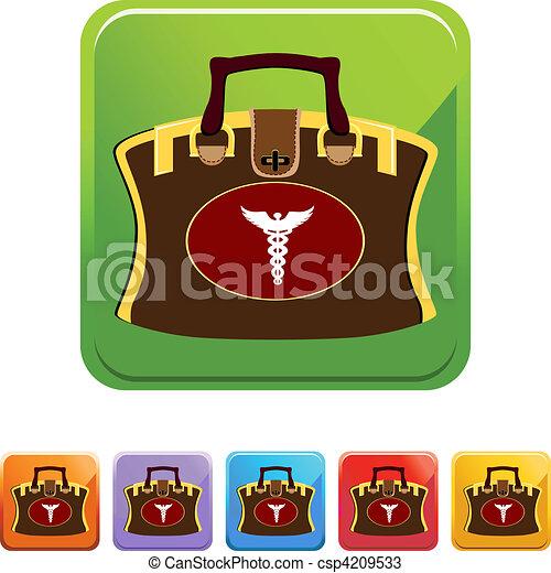 Medical Bag - csp4209533