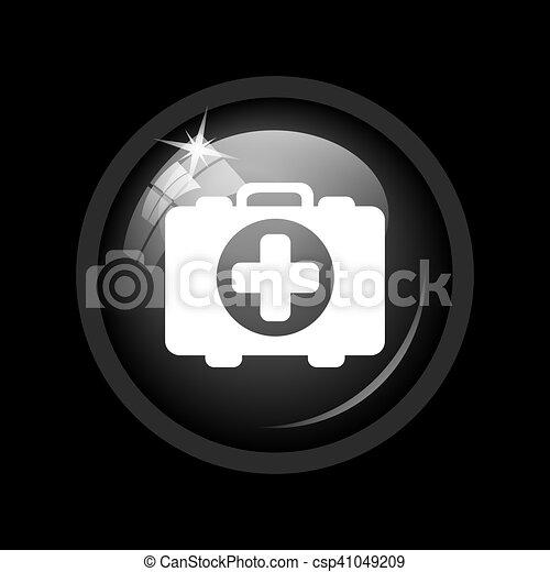 Medical bag icon - csp41049209