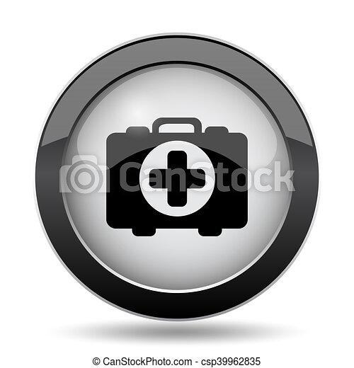 Medical bag icon - csp39962835