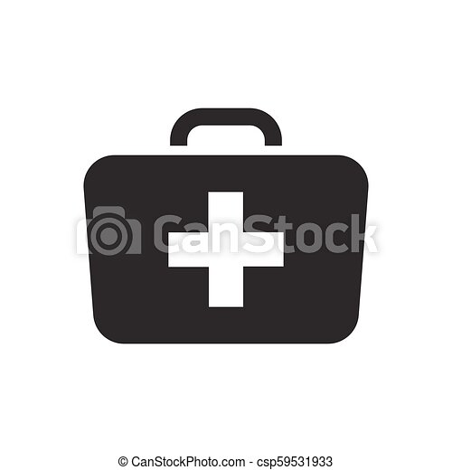Medical Bag Icon - csp59531933