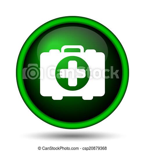 Medical bag icon - csp20879368