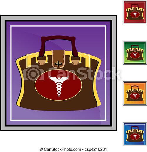 Medical Bag - csp4210281