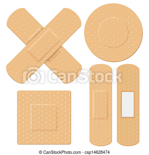 Medical Bandage - csp14628474