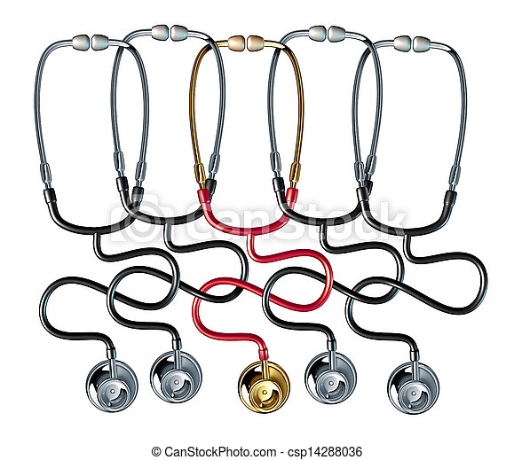 Medical Community - csp14288036