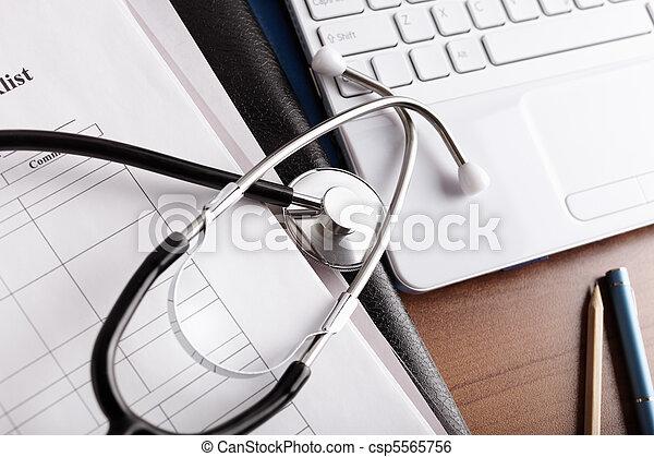 medical concept - csp5565756