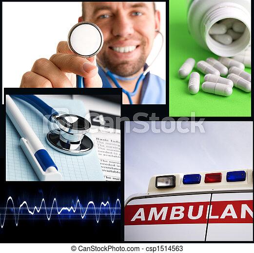 medical concept - csp1514563