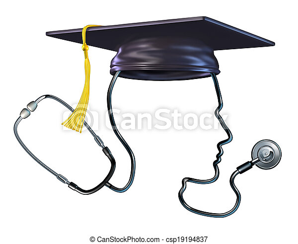 Medical Education Concept - csp19194837