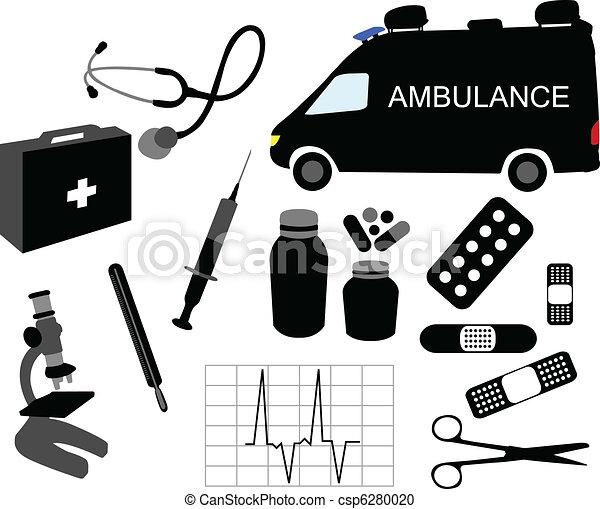 medical equipment - csp6280020