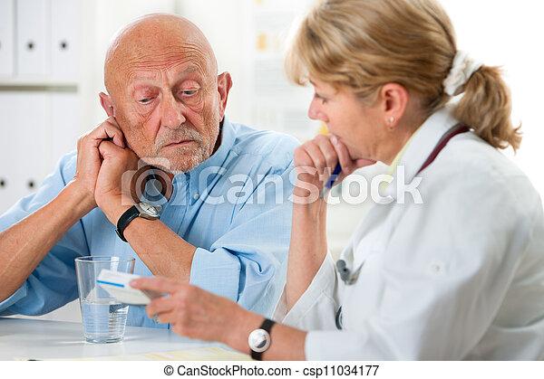 Medical exam - csp11034177