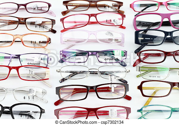 medical eyeglasses - csp7302134
