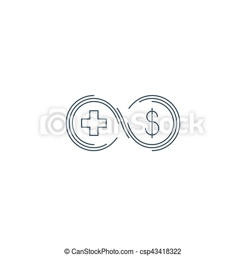 Medical Health Insurance Icon And Logo Concept Health Insurance