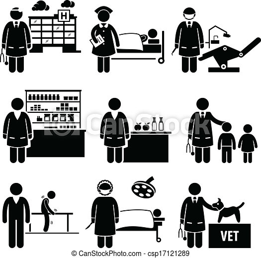 Medical Healthcare Hospital Jobs - csp17121289