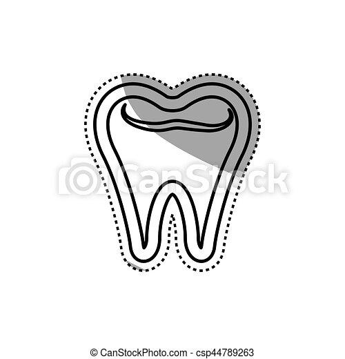 Medical healthcare symbol - csp44789263